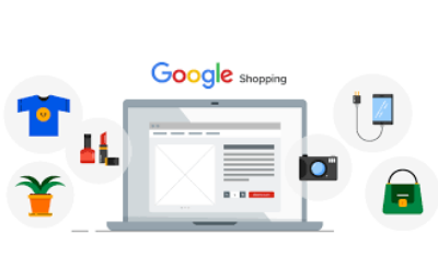 Benefits of the Google shopping campaign