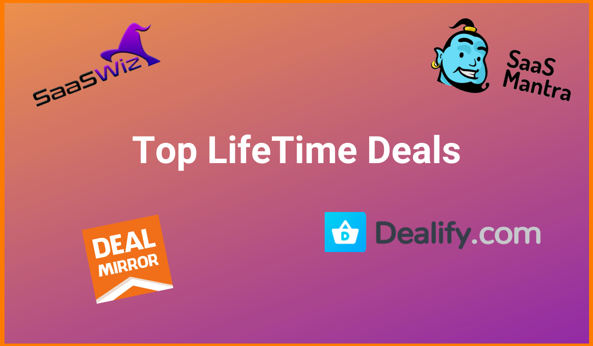 Top LifeTime Deals