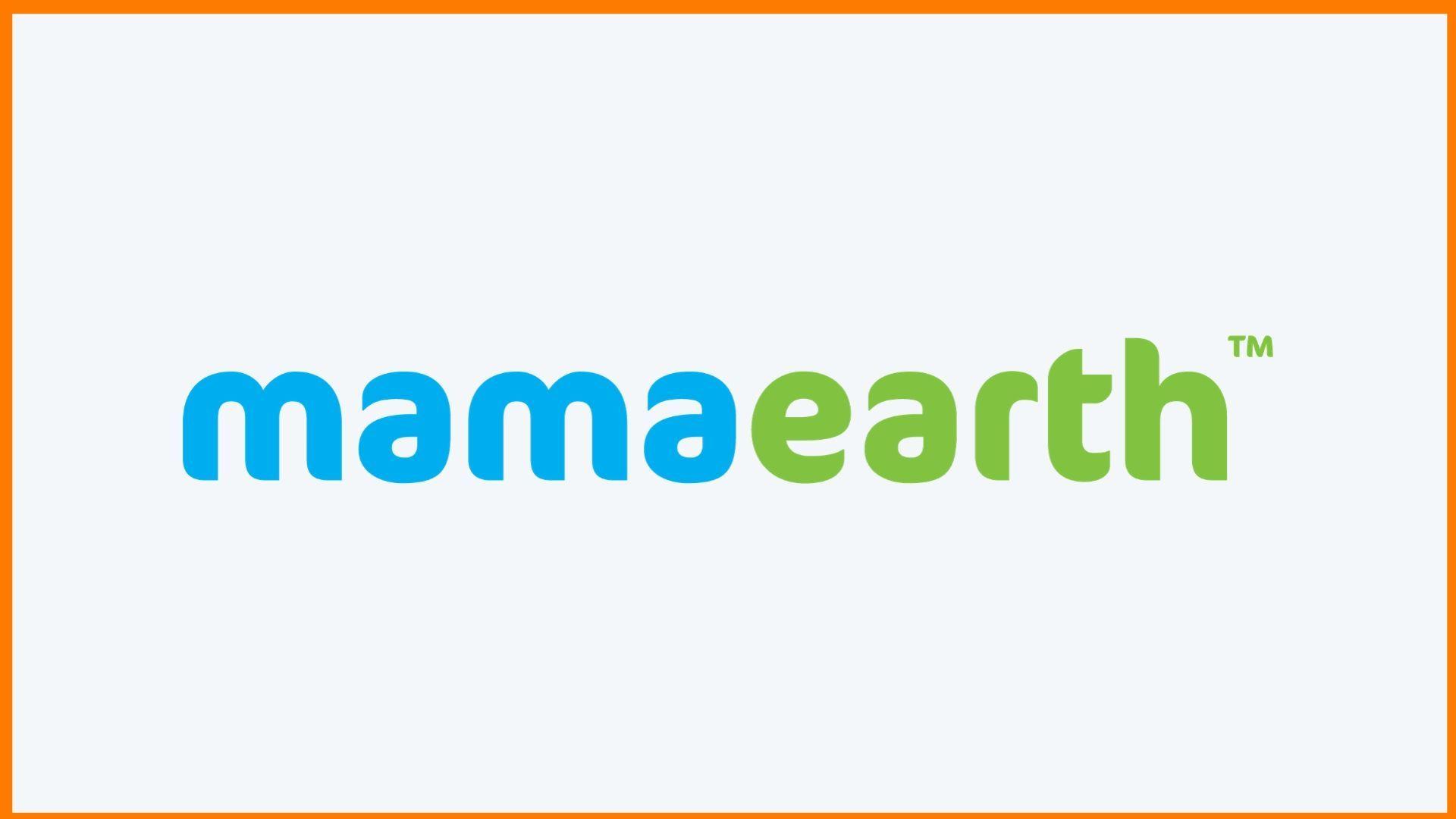 Mamaearth Logo