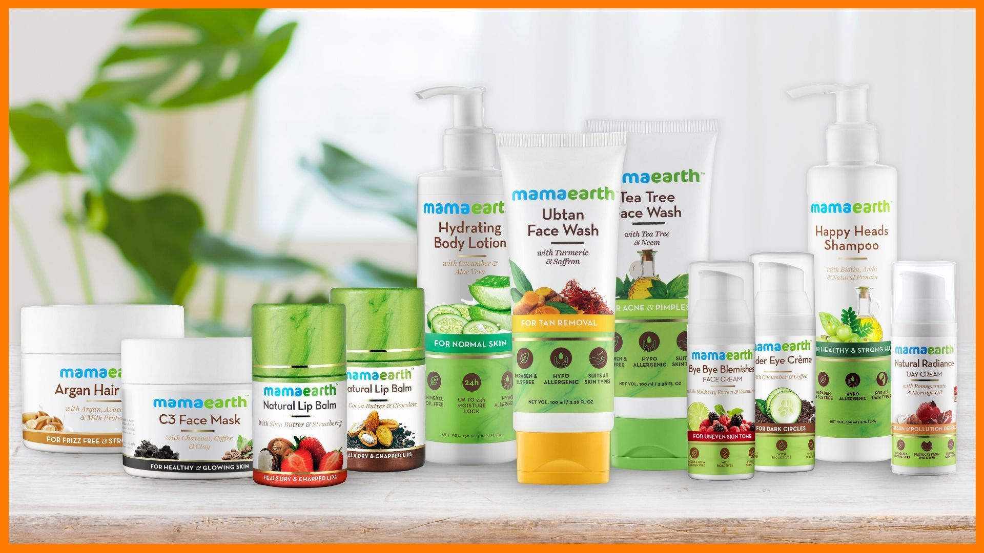 Mamaearth Products