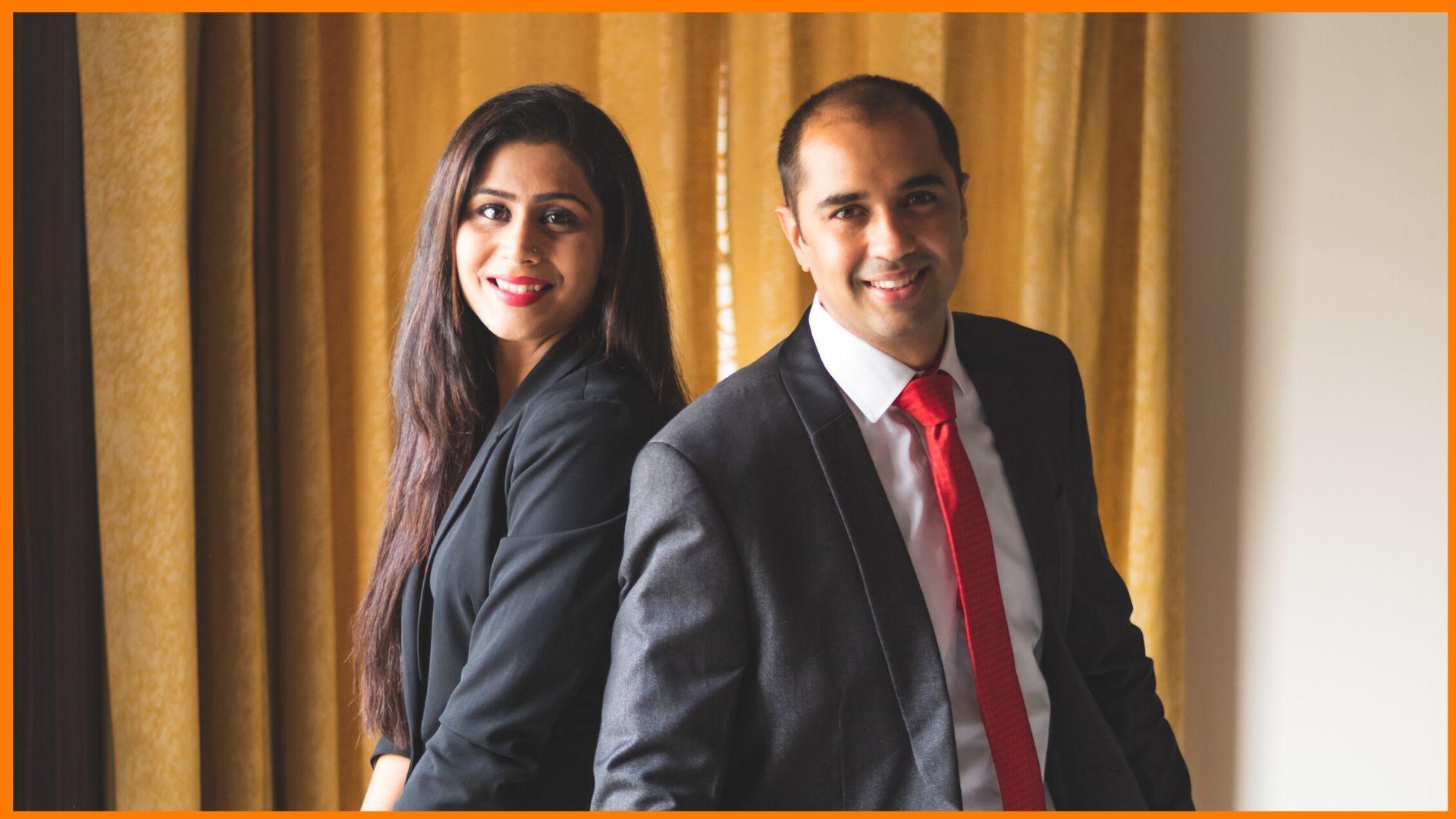 Ghazal Alagh and Varun Alagh