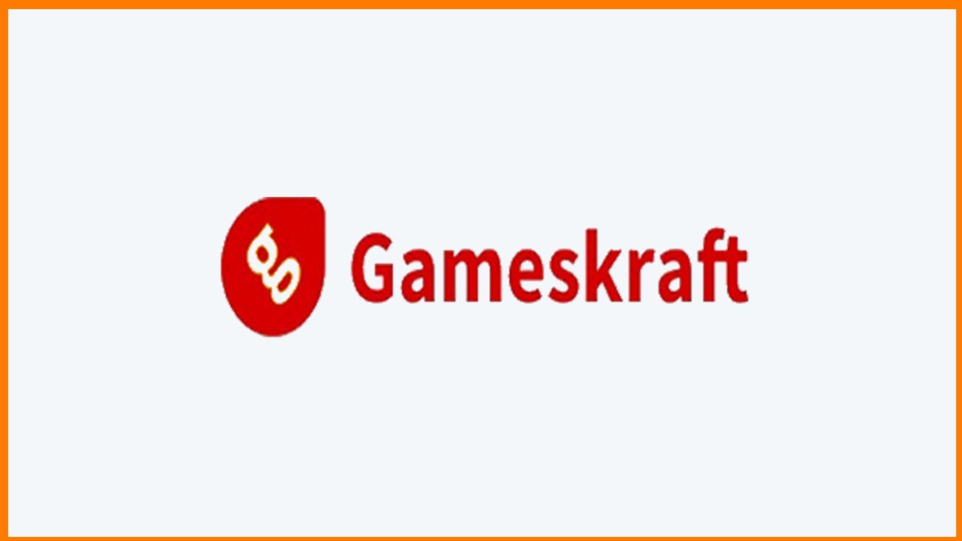 Gameskraft logo - Prithvi Singh Gamescraft