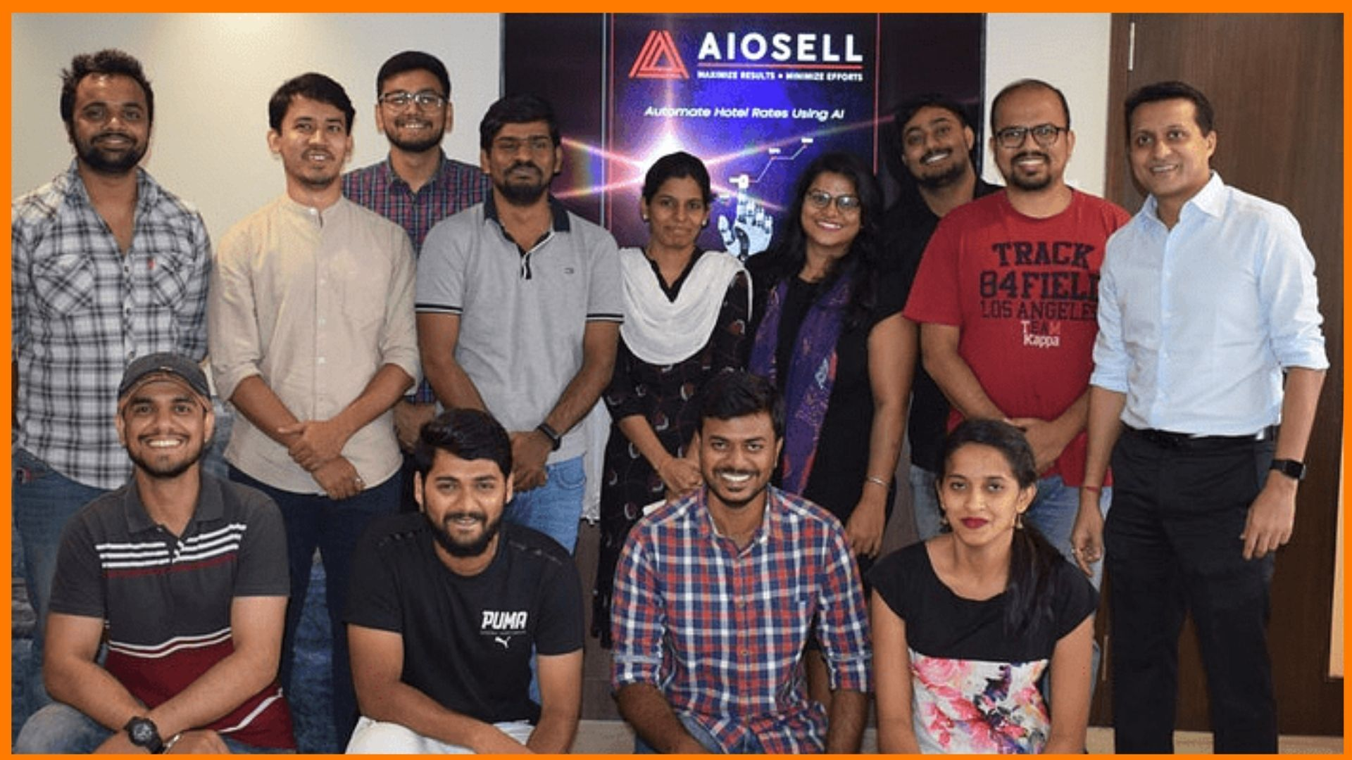 Team of Aiosell Technologies