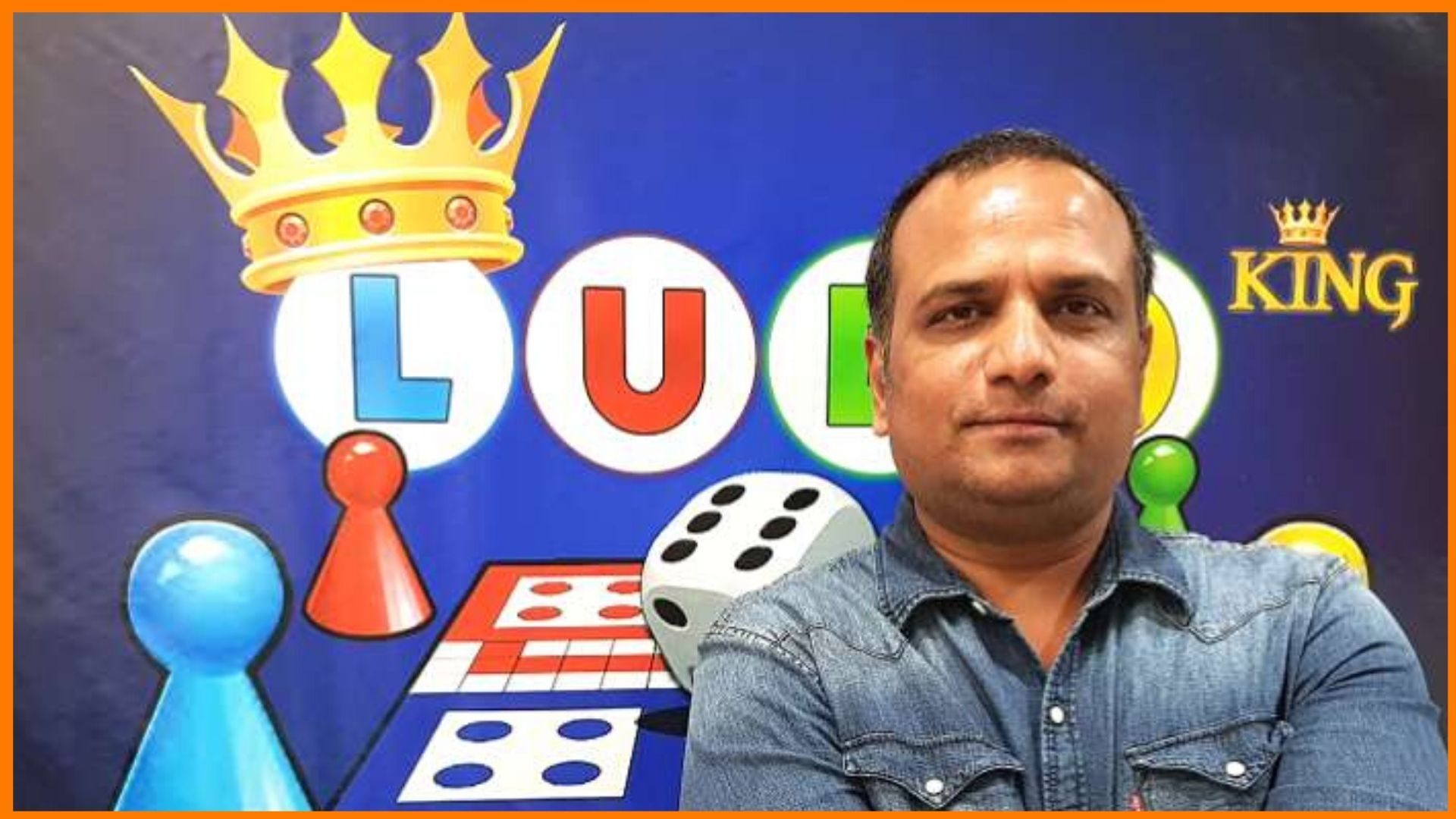 Vikash Jaiswal is Ludo King Owner