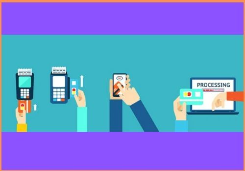 Different modes of Digital Contactless Payment