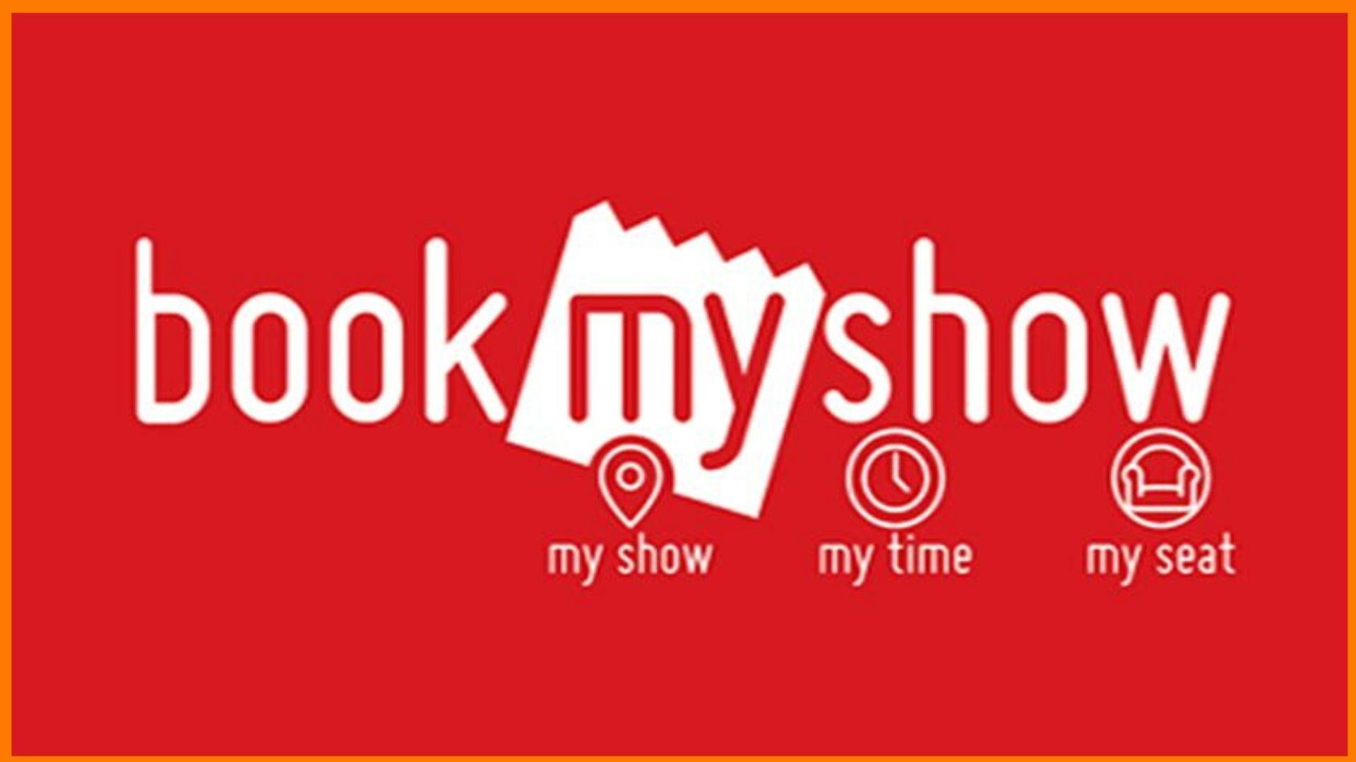 Book My Show logo