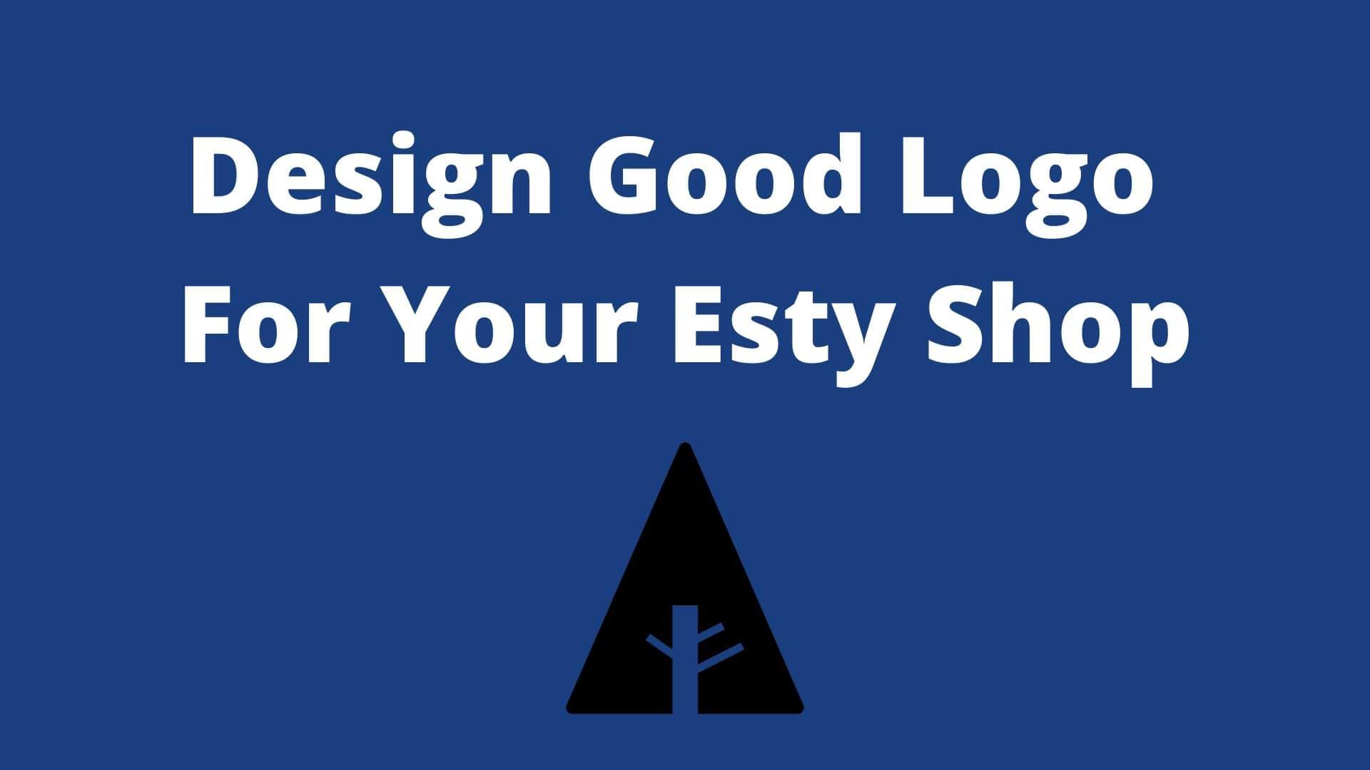 Get Good logo For Your Etsy Shop
