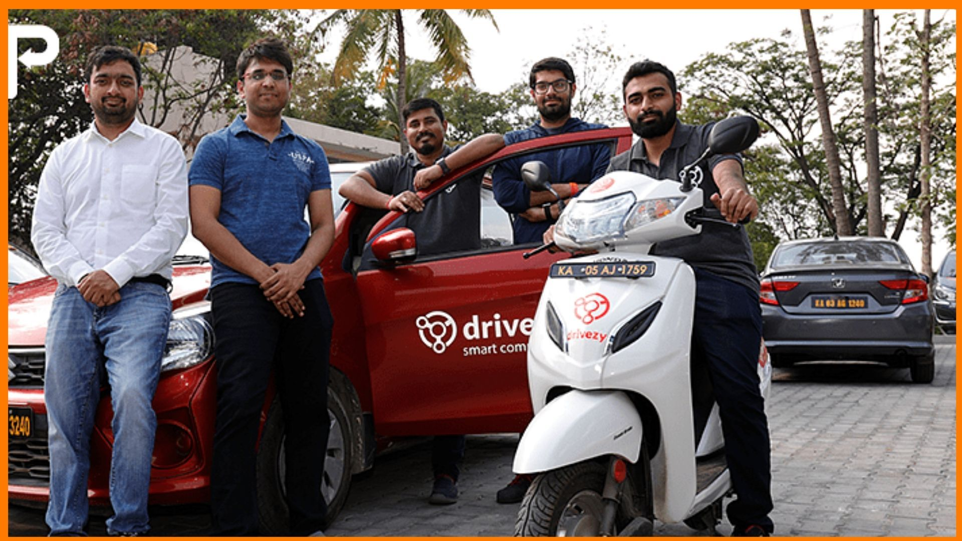 Drivezy Founders