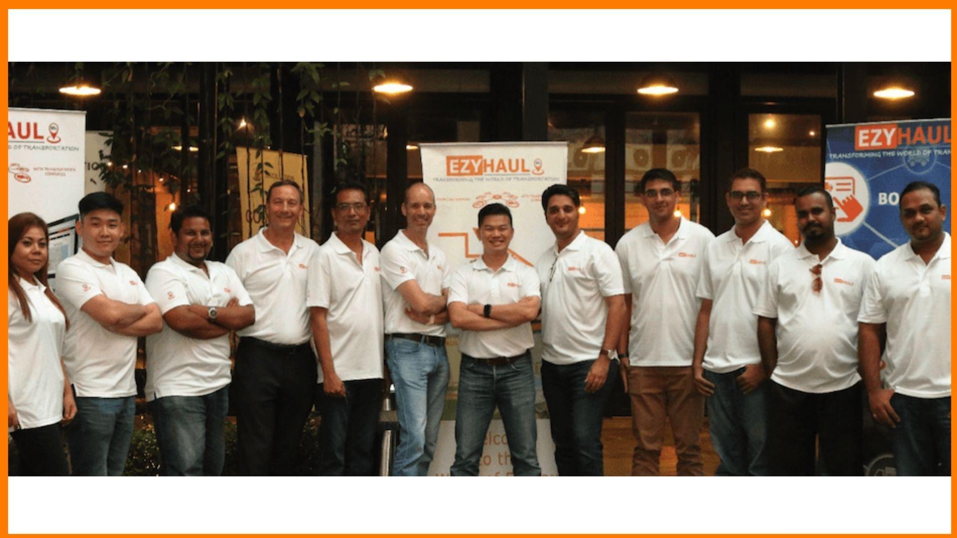 Ezyhaul Team