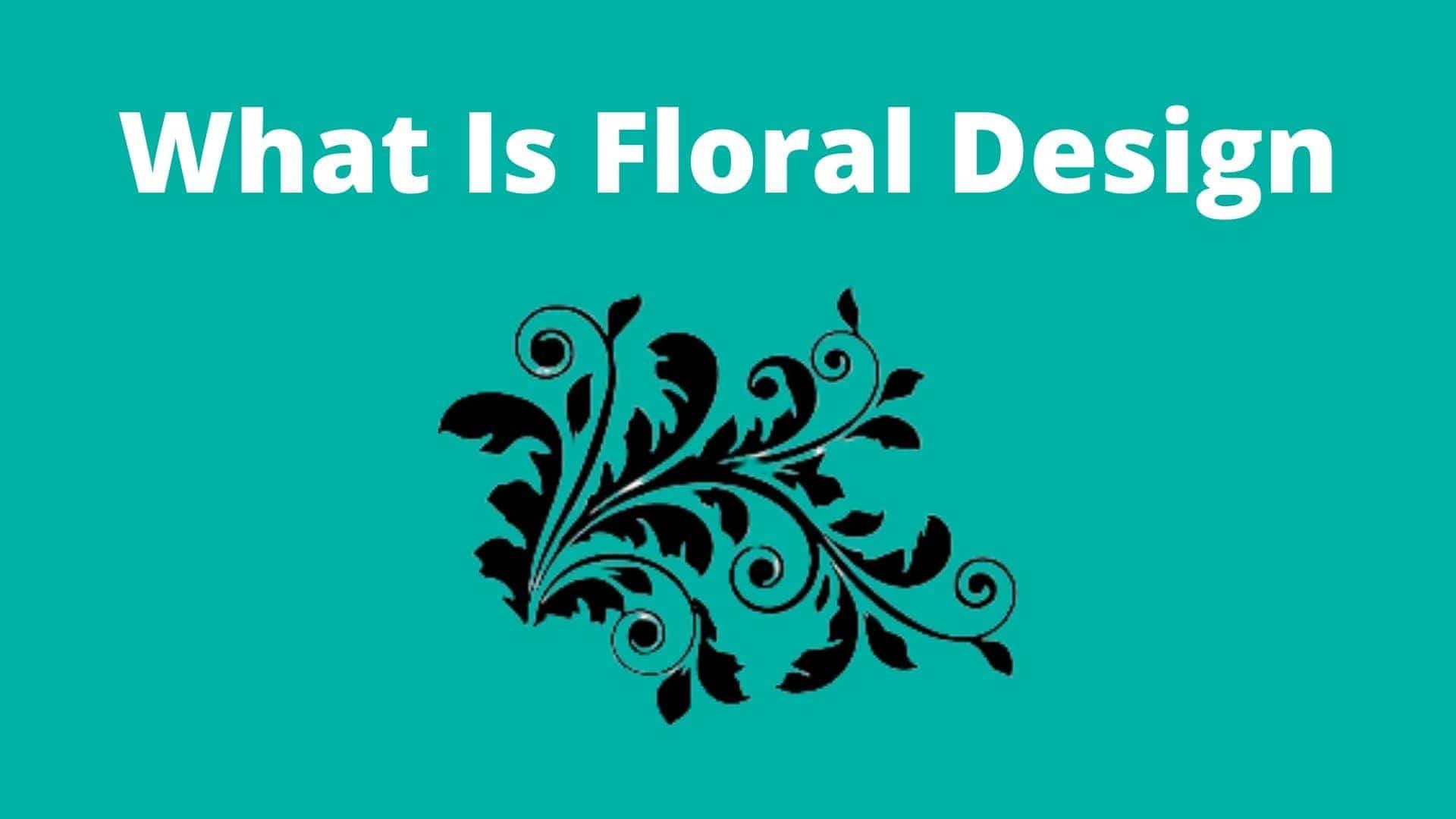 Floral Design - Florist