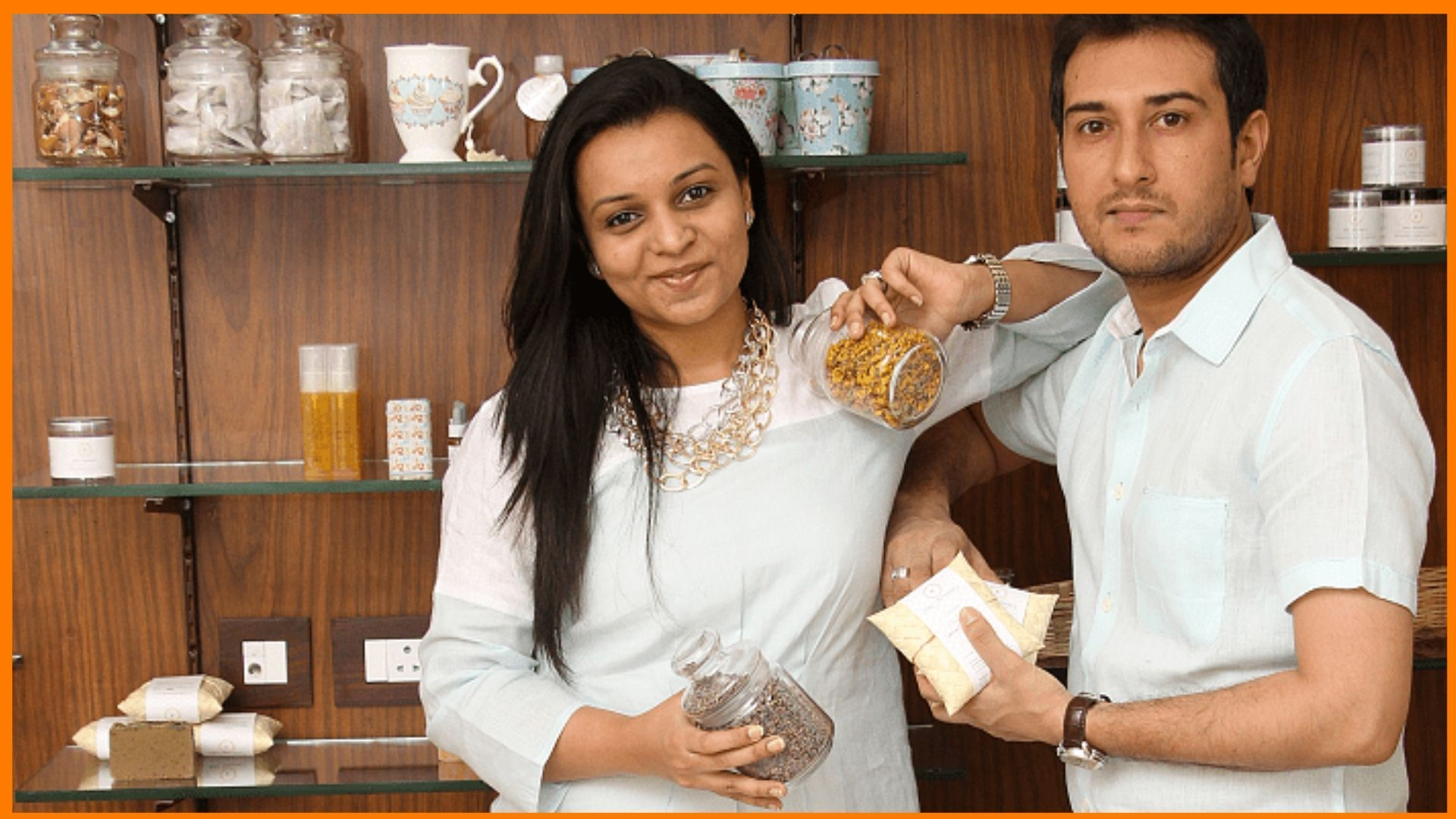 Megha and Pritesh Asher