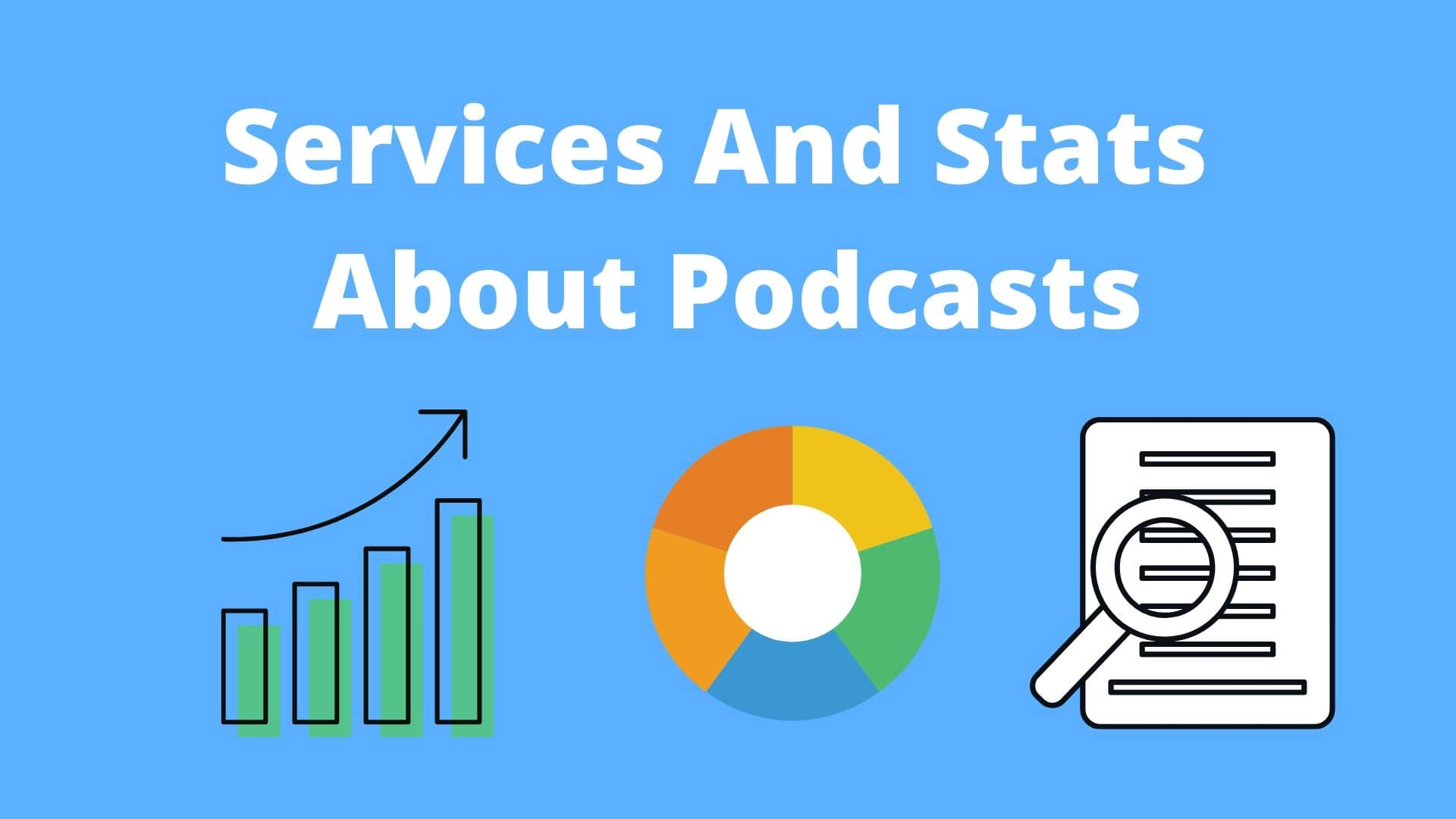 Stats and Services About Podcasts