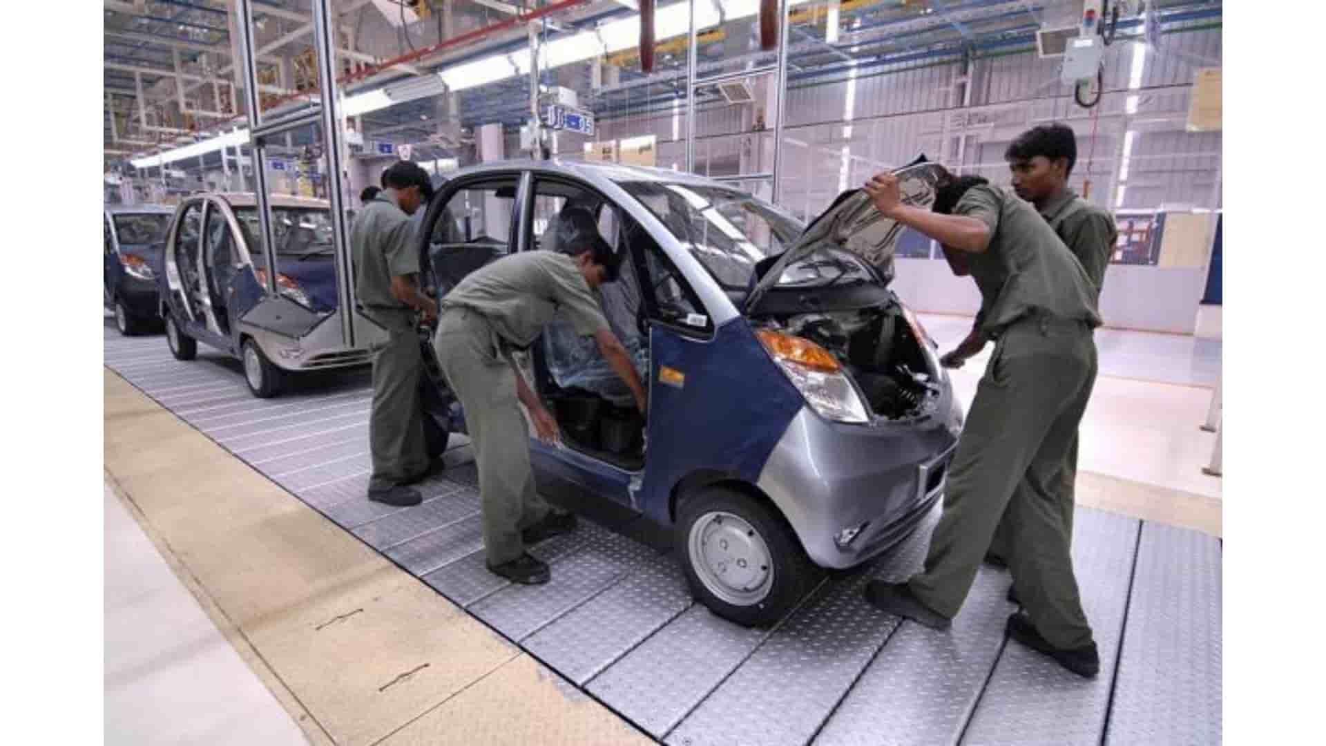Making Of Tata Nano