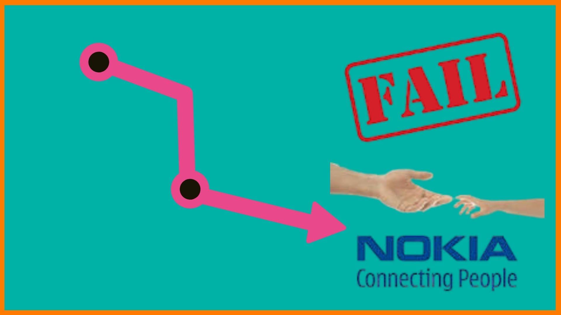 Why Nokia Failed