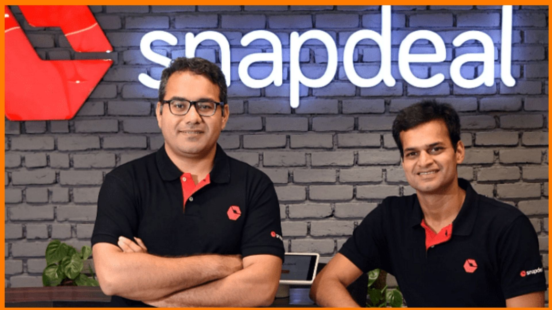 Founders of Snapdeal, owner of snapdeal