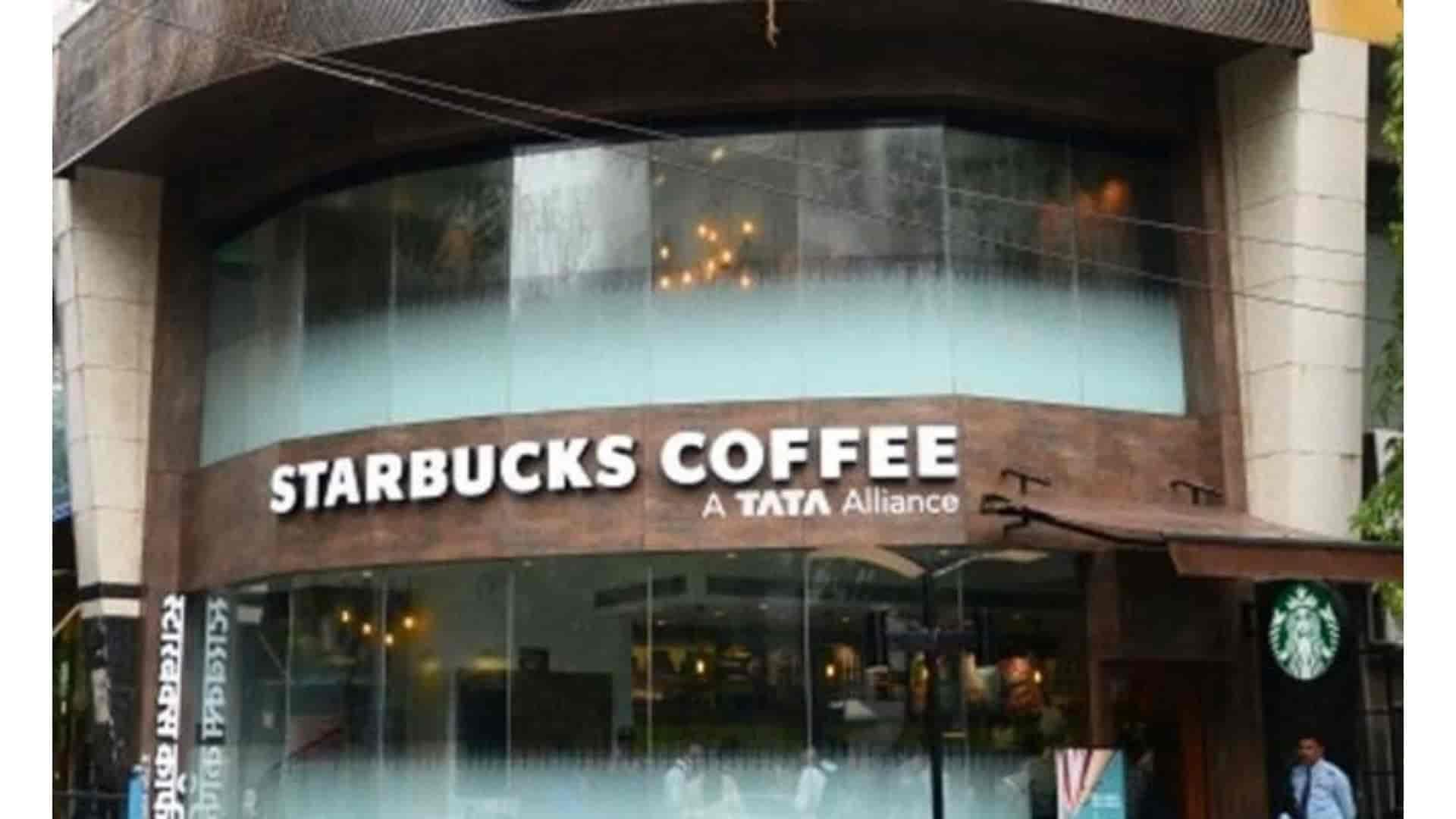 Starbucks Corporation In India