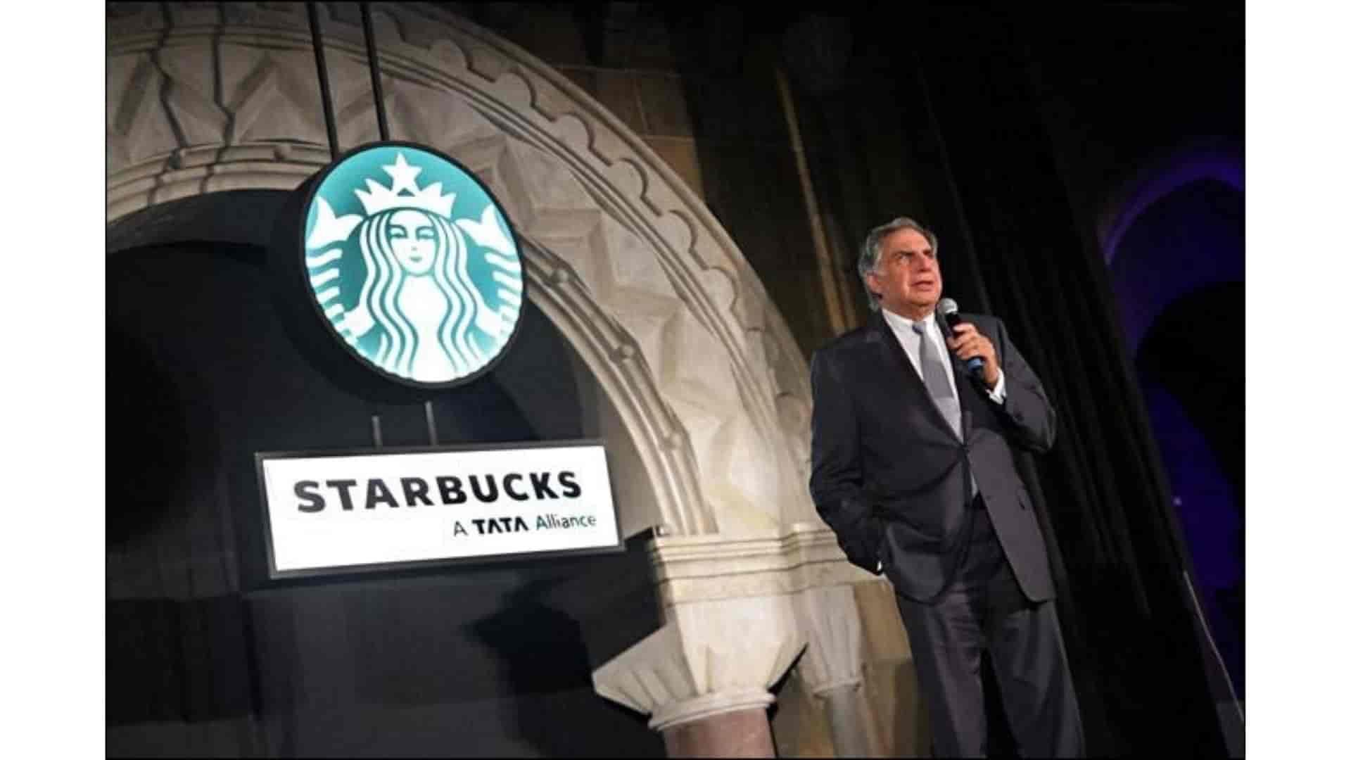 Starbucks A Tata Aliance