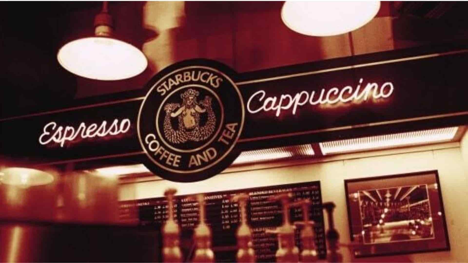 Starbucks Espresso Cappuccino